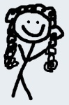 Jenn Stick Figure